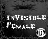 M! invisible female