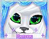*! Furry Big Green Eyes