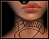 Beauty - F Neck Tattoo