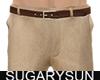 /su/ BOTANICAL DYE PANTS