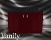 Red Kichen Cabinet 1
