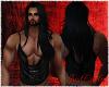 Stewart long black hair