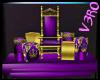 {V} Royal Shower Throne