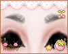 ;H: Korean` Eyebrows!
