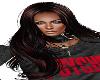 IRIS black red