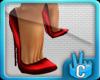 [LF] Tease Heels - Red