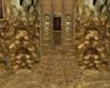 Bones Mausoleum Room