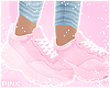 ♔ Sneakers e Pink