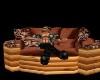 log cuddle sofa animated