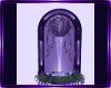 purple rose fountain