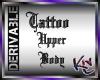 KC Tattoo Upper Body