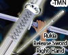 Rukia Shikai right hand