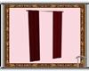 Burgundy Curtains