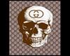 Gvcci Skull Art