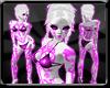 [GEL] White/Pink Skin F