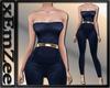MZ - Velvet Bodysuit Ble