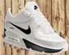 Nike Air Max 90 White/H