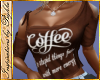 I~Coffee Tee*Mocha