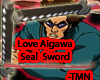 Love Aigawa Seal Sword