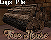 [M] Tree House Logs Pile