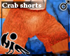 [Hie] Crab shorts