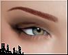 f Strawberry Eyebrows