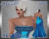 !a Linda Sky Blue