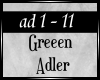 S/ GReeeN - Adler