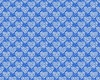 Blue  White Heart