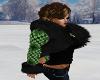Layerable Sweater Green