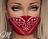 m: Bandana Red