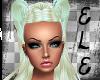 [Ele]Alien Blonde Cyan