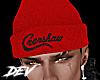 !D Crenshaw Beanie Red