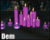 !D! Fantasy Candles