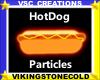 Hotdog Particles