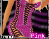 [T]Temper MiniDress Pink