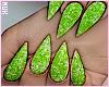Glitz Nails | Slime