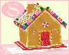 S. T. Gingerbread house