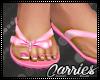 C Pretty In PinkFlipFlop
