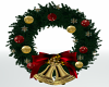 Wreath Xmas Bells