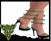 Luck of the Irish Heels