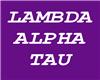 LAMBDA ALPHA TAU CAKE 1