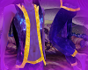 Purple Full Genie Outfit