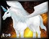 ! Snow Pegasus Horse