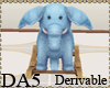 (A) Elephant Rocker