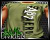 [L] A87 Olive T-Shirt