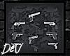 !D Gun Wall Case