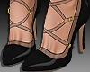Black Pencil Heel �