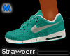 !! Air Max 90 Teal n Wht