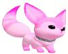 Pastel Pink Head Fox